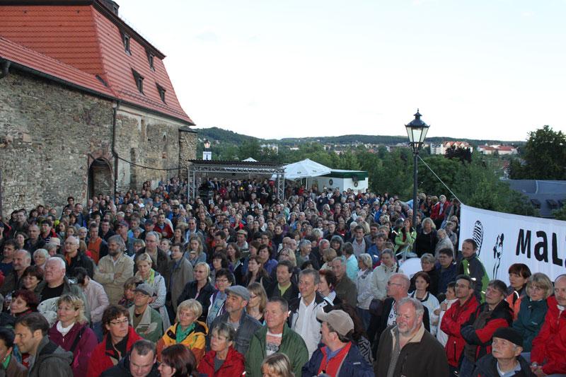 Publikum Axel Prahl Konzert 2012